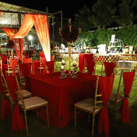 Aasra Farms By Innovative Grand Trunk Road Panipat - Banquet Hall