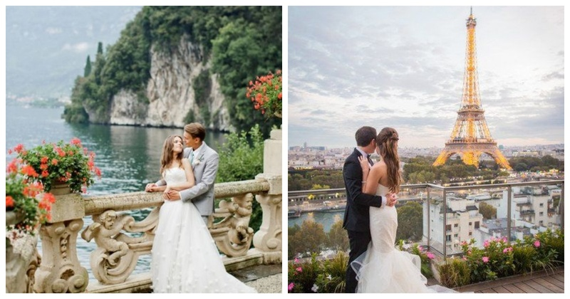 5 Reasons Why Europe is a Perfect Wedding Destination