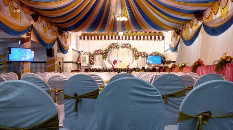 Sri Chowdeswari Kalyana Mantapa Rajajinagar Bangalore - Wedding Hotel