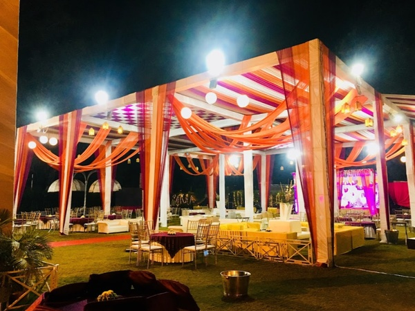 Royal Malsi Party Lawns Malsi Dehradun - Banquet Hall