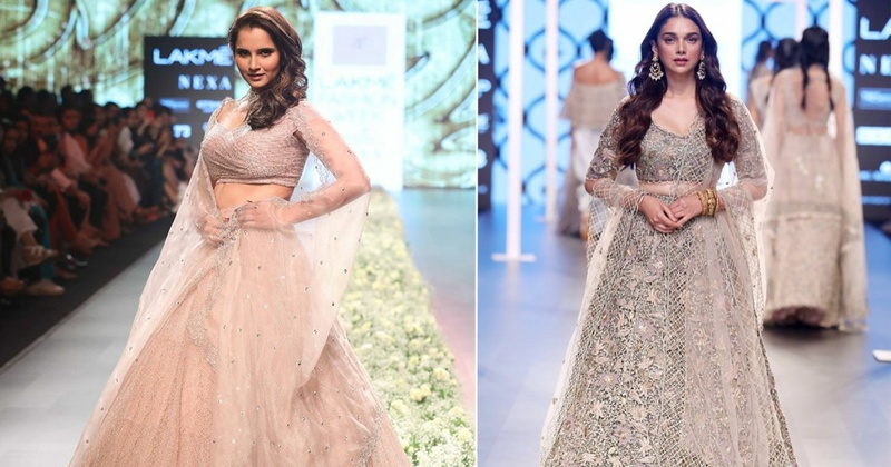Our Favorite Picks From This Spring Summer'  Lakme Fashion Week- #LFWSS18