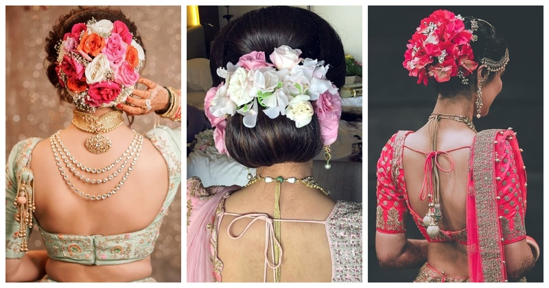 A list of our favourite floral buns that will be appreciated by every bride!