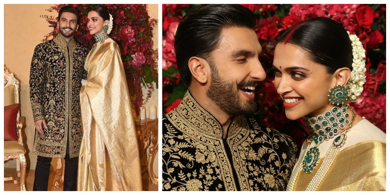 All the exclusive pics & deets from Deepika Padukone and Ranveer Singh's Bangalore reception!