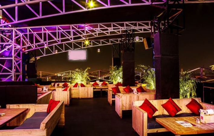 Rude Lounge Powai Mumbai - Cocktail Venues