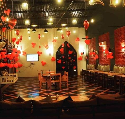 S Square Club Daurli Meerut - Banquet Hall