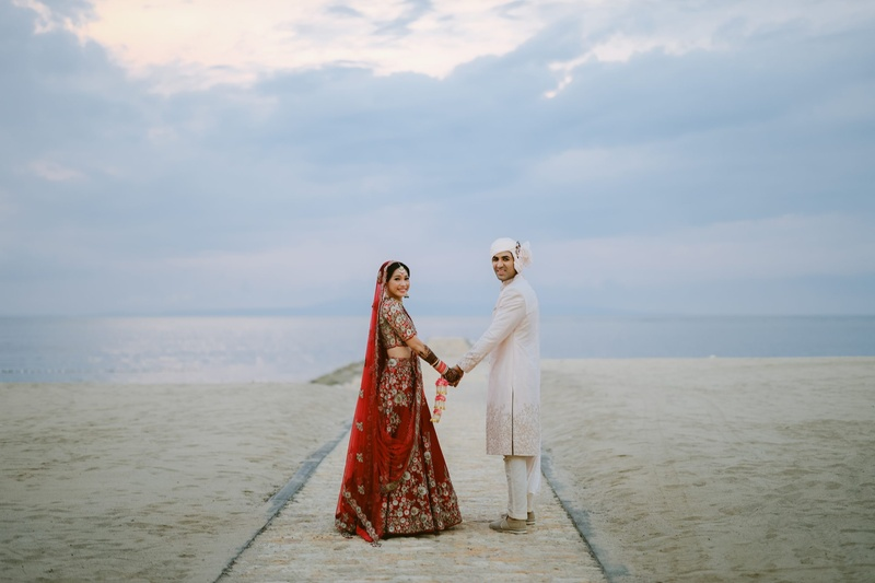 Nooky and Gautam Bali Wedding
