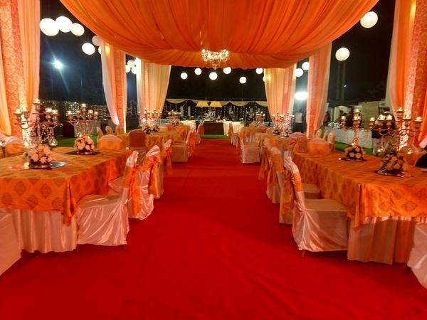 Club Florence Sector 56 Gurugram - Banquet Hall