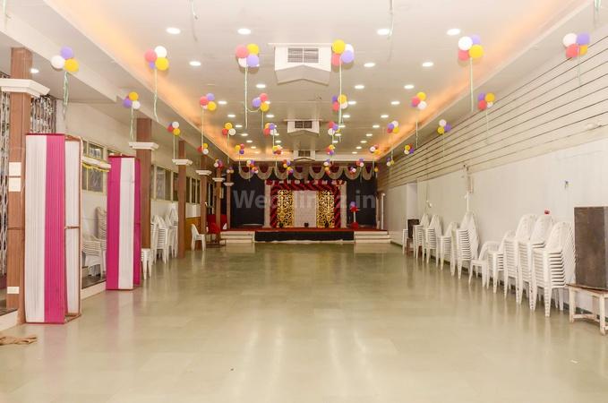 Ganesh Mangal Karyalaya Pimpri-Chinchwad Pune - Banquet Hall