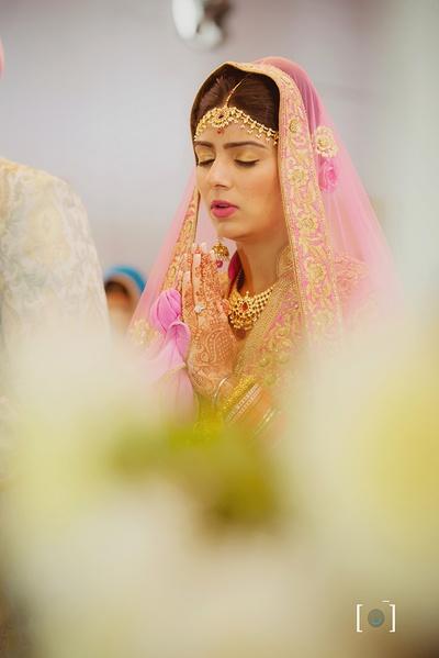 Candid bridal photography by Dhanika Choksi.