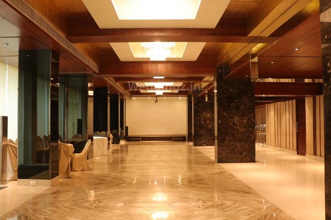 Hotel Yogi Metropolitan Sanpada Mumbai - Banquet Hall