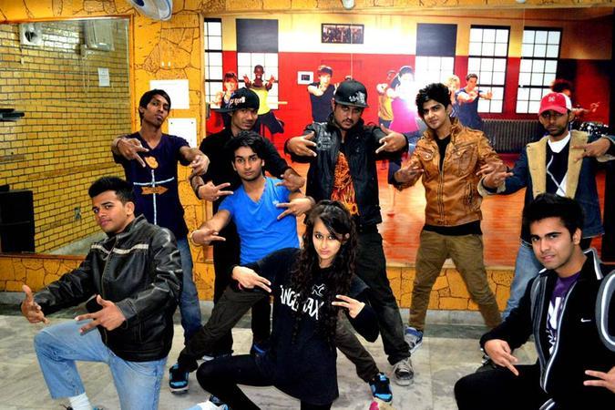 Dancetrax Academy | Delhi | Dance