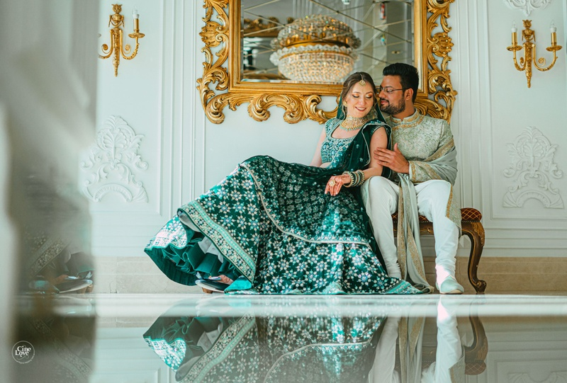 An Incredible Indo-Serbian Wedding- Ansh & Slobodanka