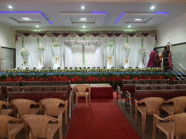 Siddhartha Kalyana Mantapa and Convention Center HSR Layout Bangalore - Mantapa / Convention Hall
