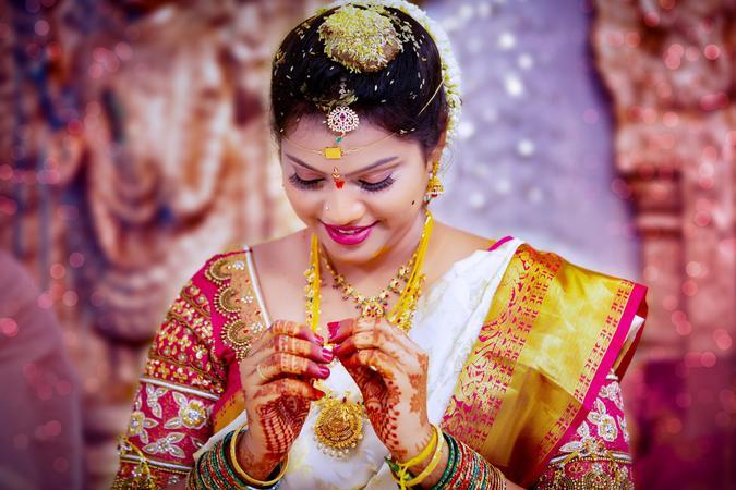 V Make Weddings Blossom | Hyderabad | Photographer