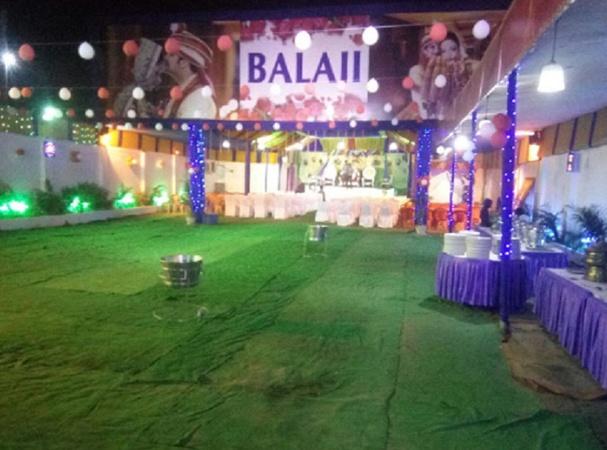 Balaji Banquets and Club Rukanpura Patna - Banquet Hall