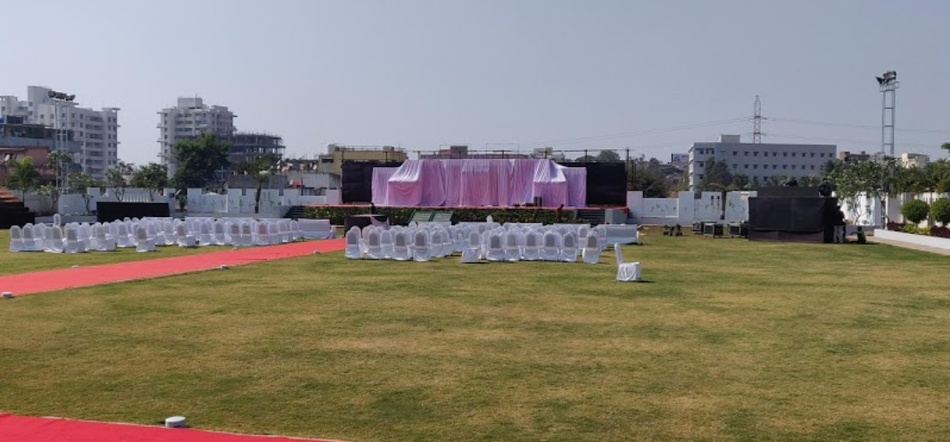 Mauli Lawns Pimpri-Chinchwad Pune - Wedding Lawn
