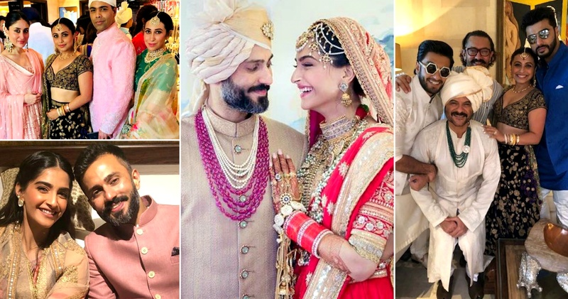 All the fun exclusive videos from Sonam Kapoor's mehndi and wedding ceremonies! #sonamkishaadi