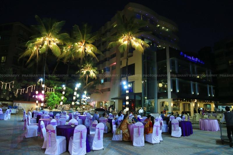 Exquisite Wedding Held At The Malabar Hill Club Mumbai