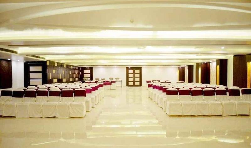 Hotel Ranjee's, Gomti Nagar, Lucknow