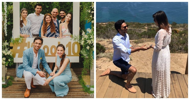 Anita Dongre's son, Yash Dongre and Benaisha Kharas' love story is straight out of Bollywood!