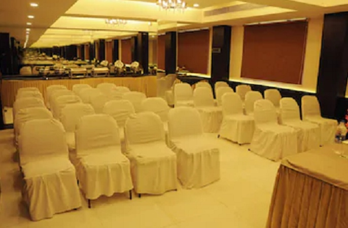 The Royale Midtown Laxmisagar Bhubaneswar - Banquet Hall