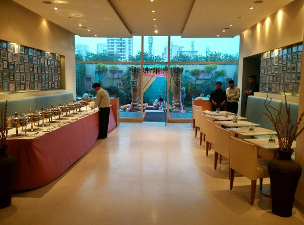 The Clover Sushant Lok Phase 1 Gurugram - Banquet Hall