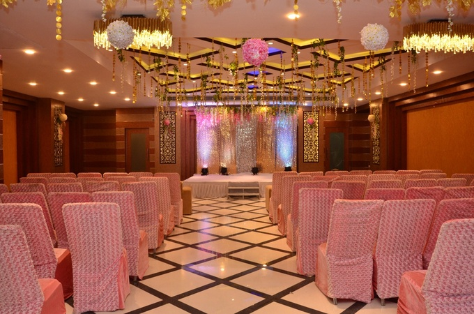 Hind Palace Indira nagar Lucknow - Banquet Hall