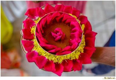 Haldi decoration ideas