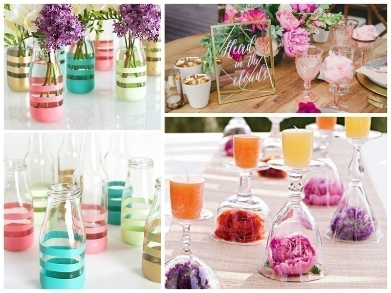 GLASSES / JARS / BOTTLES