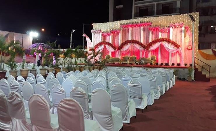 HGL Halai Ghanchi Lawn Mira Bhayandar Mumbai - Wedding Lawn