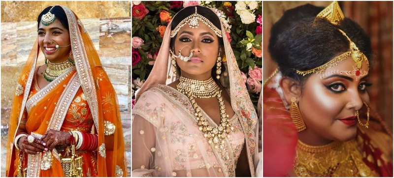 5 Dusky Brides Who Rocked Their Looks!