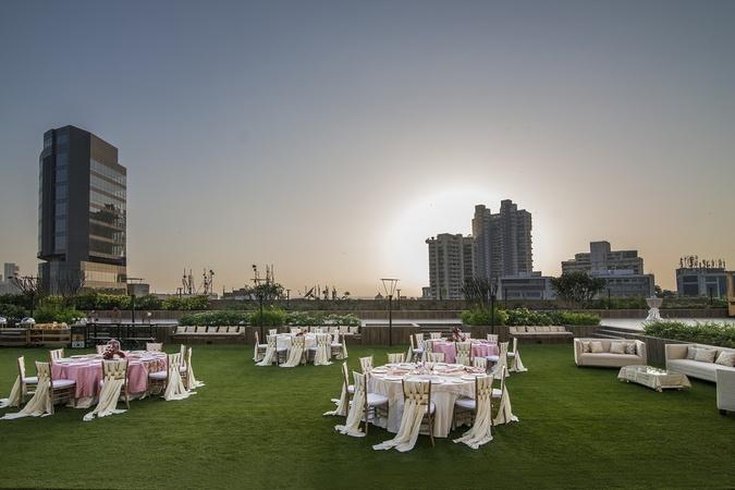 The Jade Garden Worli Mumbai - Banquet Hall