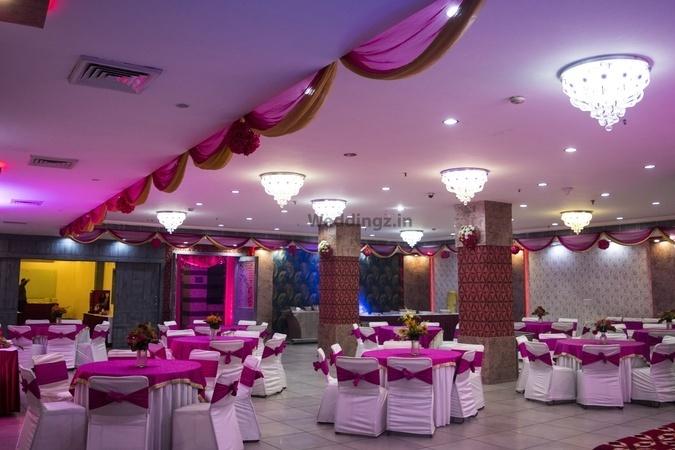 The Park Royal Banquets, Subhash Nagar, Delhi