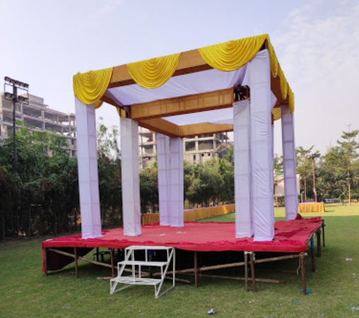 S M Patel Farms Bhayli Baroda - Wedding Lawn