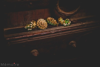 The classic jewellery shot