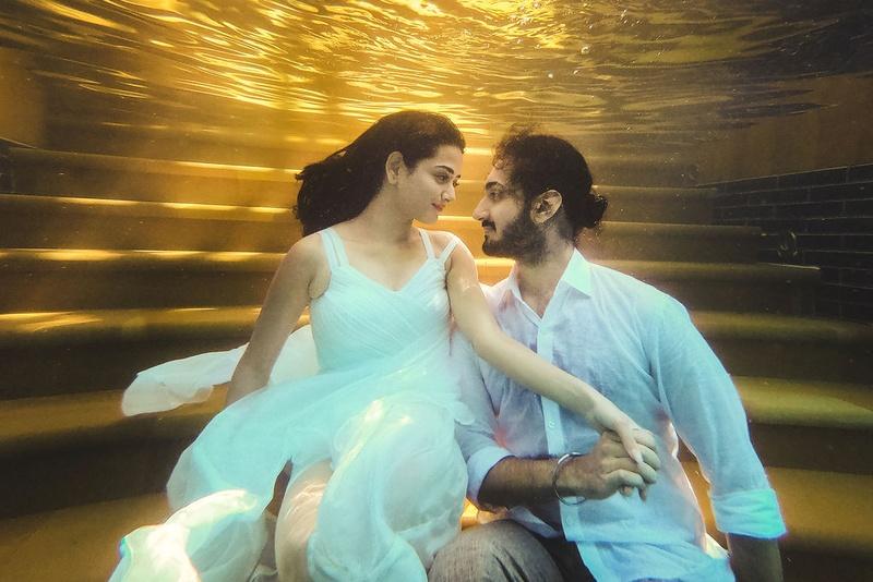 Zoya and Chanpreet Thailand Destination Wedding