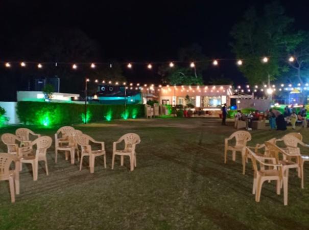 Madhav Garden Restaurant Randheja Gandhinagar - Banquet Hall