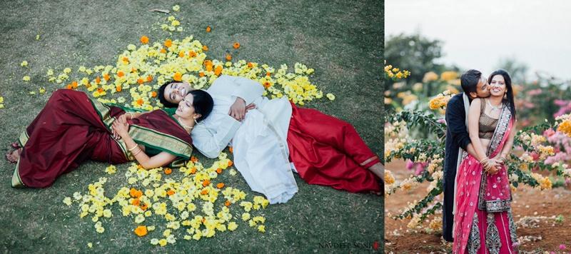 Kunal & Neha Pune : Simplistic Green Destination Wedding held at Malhar Machi, Pune