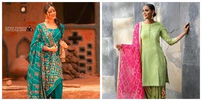 6 Patiala Suits for Pre-Wedding Ceremonies