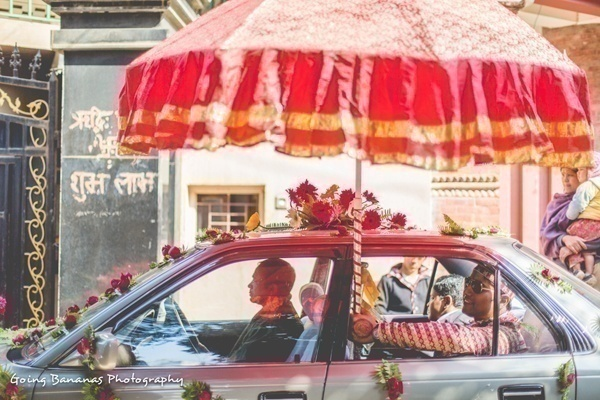 Some unusual wedding car decoration ideas from our real weddings