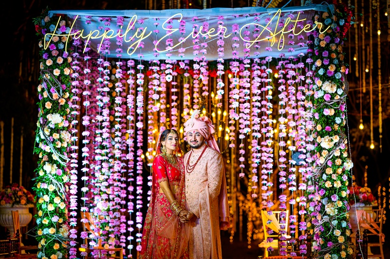 Disha and Jigar Tied The Knot in A Dreamy Wedding Celebration; Indeed A Celebration of Love!