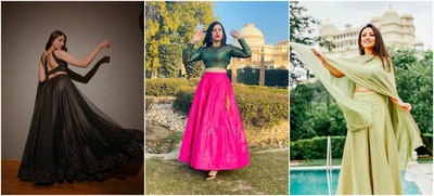 5 Brands You should be Stalking for Your Wedding Function Outfits!