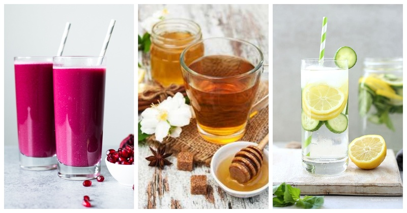 5 Detox Drinks for Ultimate Bridal Fitness and Health