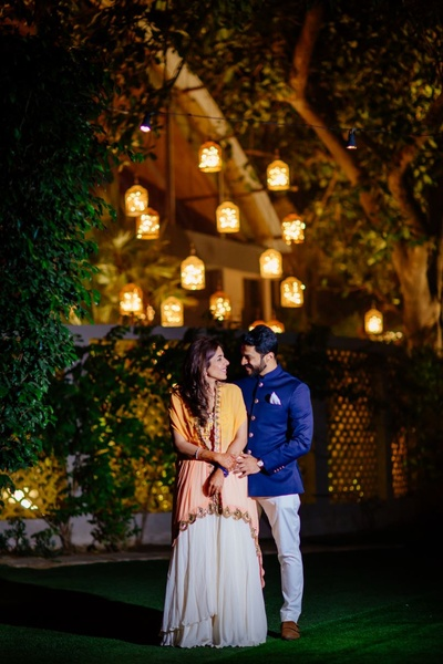 Bride and Groom photoshoot at Zorba Entertainment