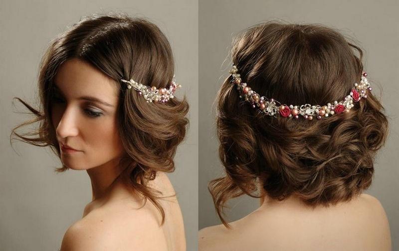 Trending Wedding Hairstyles For Long Short Medium Haired Brides Bridal Look Wedding Blog