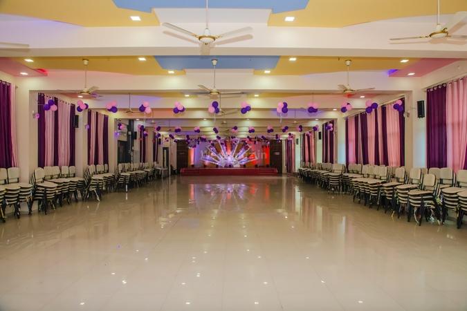 Mhaskar Gupte Banquet Hall Badlapur Mumbai - Banquet Hall