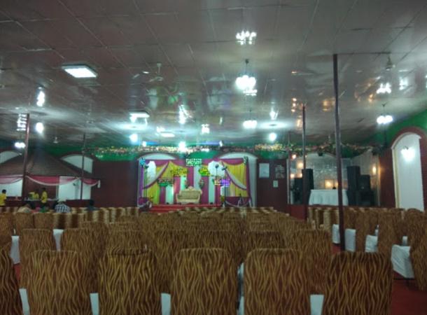 Sri Niwas Wedding Point Race Course Dehradun - Banquet Hall