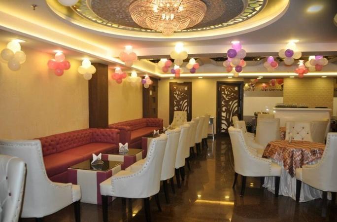 Dhaba A Punjabi Theme Rajouri Garden Delhi - Banquet Hall