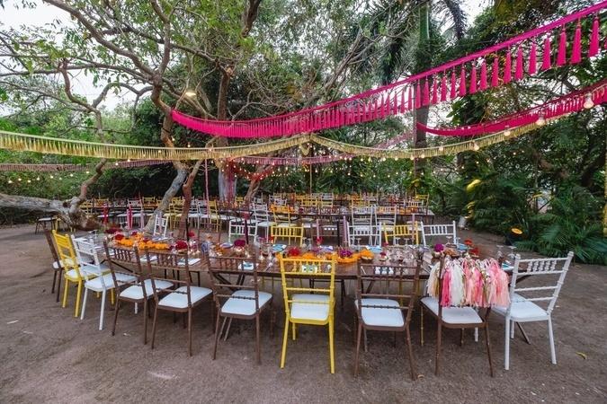 Resort Lagoa Azul, Arpora, Goa