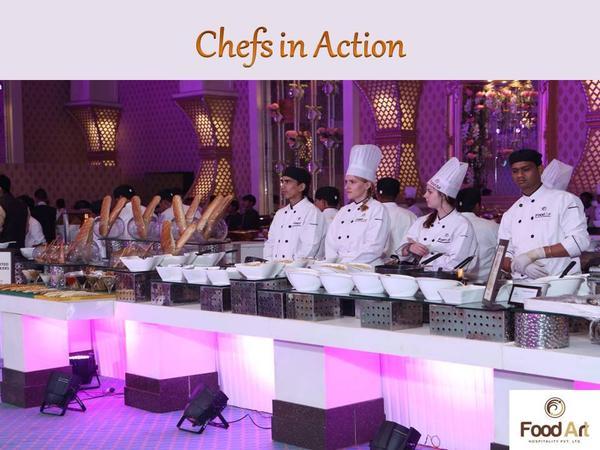 Food Art Hospitality Pvt. Ltd. | Delhi | Caterers